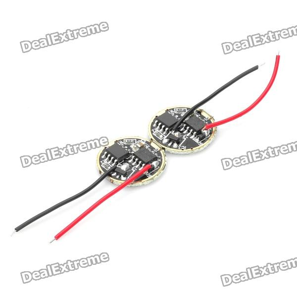 5-Mode Regulated LED Driver Circuit Board for DIY