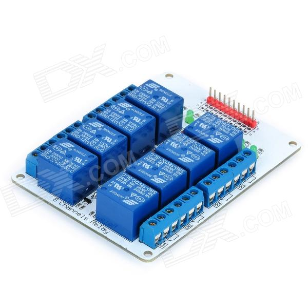 Arduino Sensor Projects On 8 Channel Relay Module Wiring Diagram