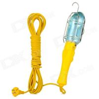 BOSI 60W Professional Car Working Lamp w/ US Plug - Yellow ...