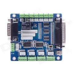 5 Axis Cnc Breakout Board Wiring Diagram Bohr Rutherford Of Helium Buy For Stepper Motor Driver With Db25 Cable