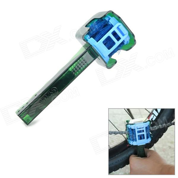Multi-Function Bicycle Chain Cleaning Machine Tool Set - Deep Green