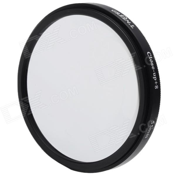 Premium 8X Macro-Effect Camera Lens Filter (55mm) Canon PowerShot SX530 HS HD (High Definition) 0.5x Wide Angle Lens With Macro + 82mm Circular Polarizing Filter + Nw Direct Micro Fiber Cleaning Cloth Canon PowerShot SX530 HS HD (High Definition) 0.5x Wide Angle Lens With Macro + 82mm Circular Polarizing Filter + Nw Direct Micro Fiber Cleaning Cloth sku 17322 1