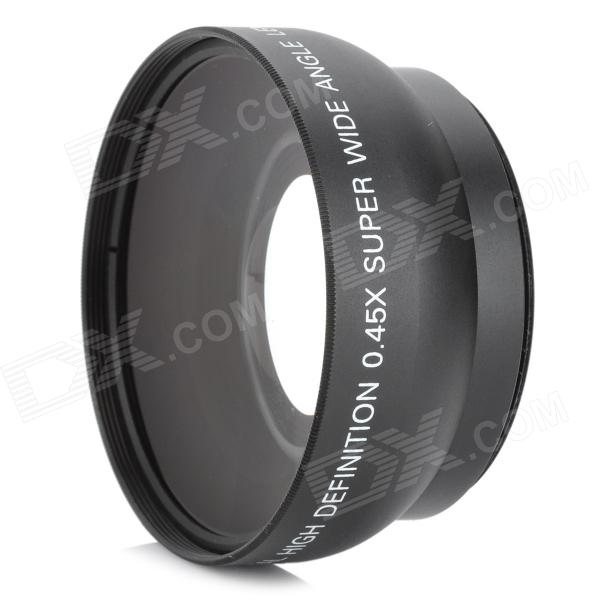 52mm 0.45X Wide Angle + Macro Conversion Lens - Black Neewer® 52MM 0.20X High Definition Super Wide AF Fisheye Lens for Nikon D5300 D5200 D5100 D5000 D3300 D3100 D3000 D7100 D7000 D90 D80 DSLR Cameras Neewer® 52MM 0.20X High Definition Super Wide AF Fisheye Lens for Nikon D5300 D5200 D5100 D5000 D3300 D3100 D3000 D7100 D7000 D90 D80 DSLR Cameras sku 175831 1