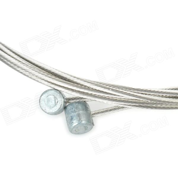 GUB SP PVC Weave Brake Cable + Stainless Steel Shift Cable