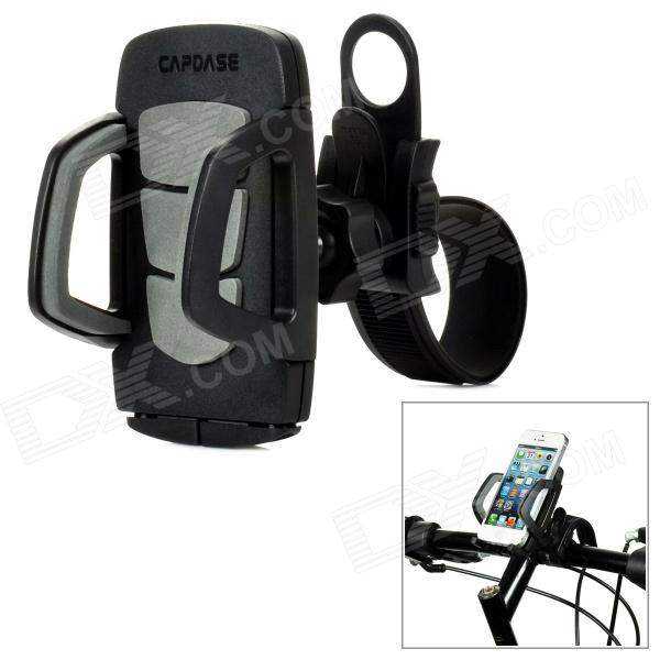 CAPDASE HR00-BT01 360 Degree Rotary Cycling Bicycle Mount Holder Set for Cellphone - Black
