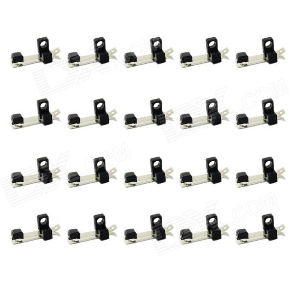 Jtron Contact Switches / Reset Blades / Reset Switch 18A