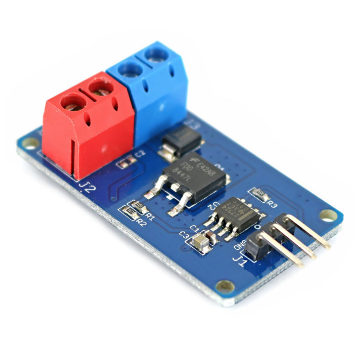 Arduino Mosfet Led Driver For Low Power Led39s Electrical
