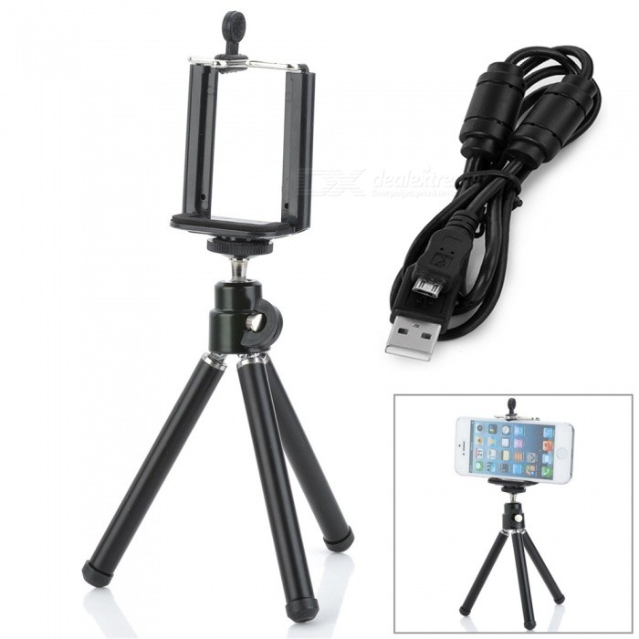 Mini Tripod Fly  Holder L untuk Smartphone HP Digi Cam