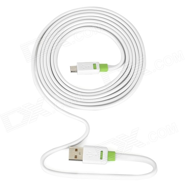 YB112 USB 2.0 Male to Micro USB Male Charging Data Cable
