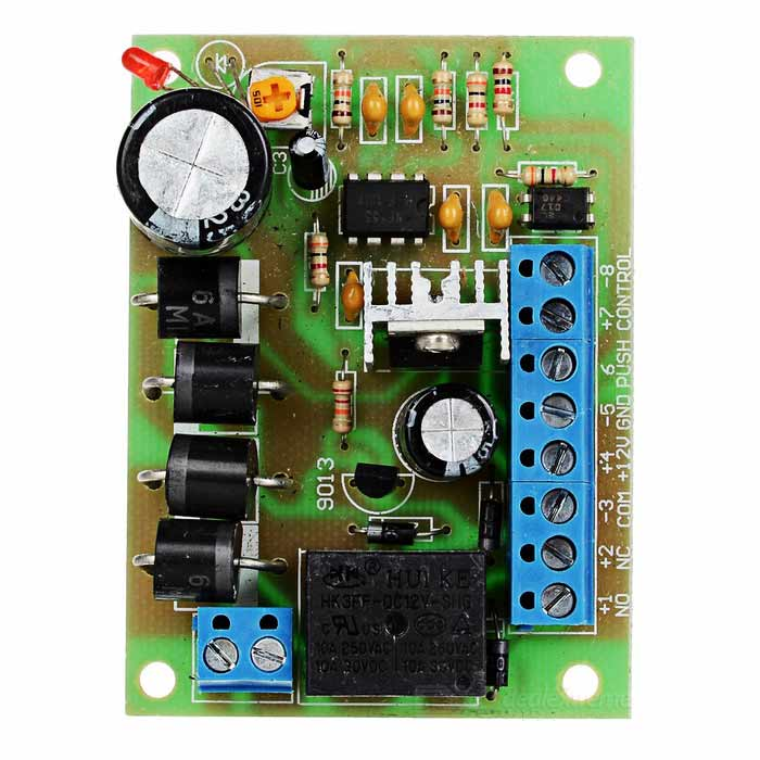 Wireless Charging Power Supply Module 801ic Program Circuit On