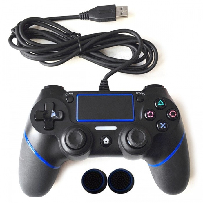 ps4 controller wired gamepad
