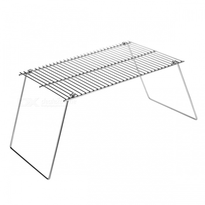 OUT-D B-4 Portable Steel Grill For Open Fire BBQ with