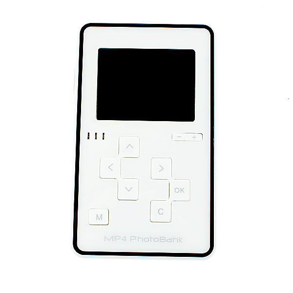2.5-inch LCD Hard Disk Portable Media Player (2.5-inch HDD