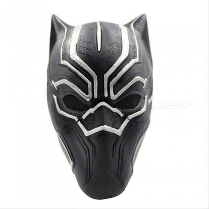 black panther mask captain america cosplay animal masks airsoft cs go protective costume game