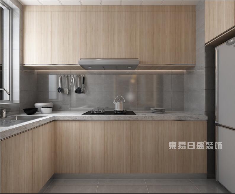how to design a kitchen ideas with island 转角橱柜如何设计厨房的转角设计怎样 唐山东易日盛装饰官网