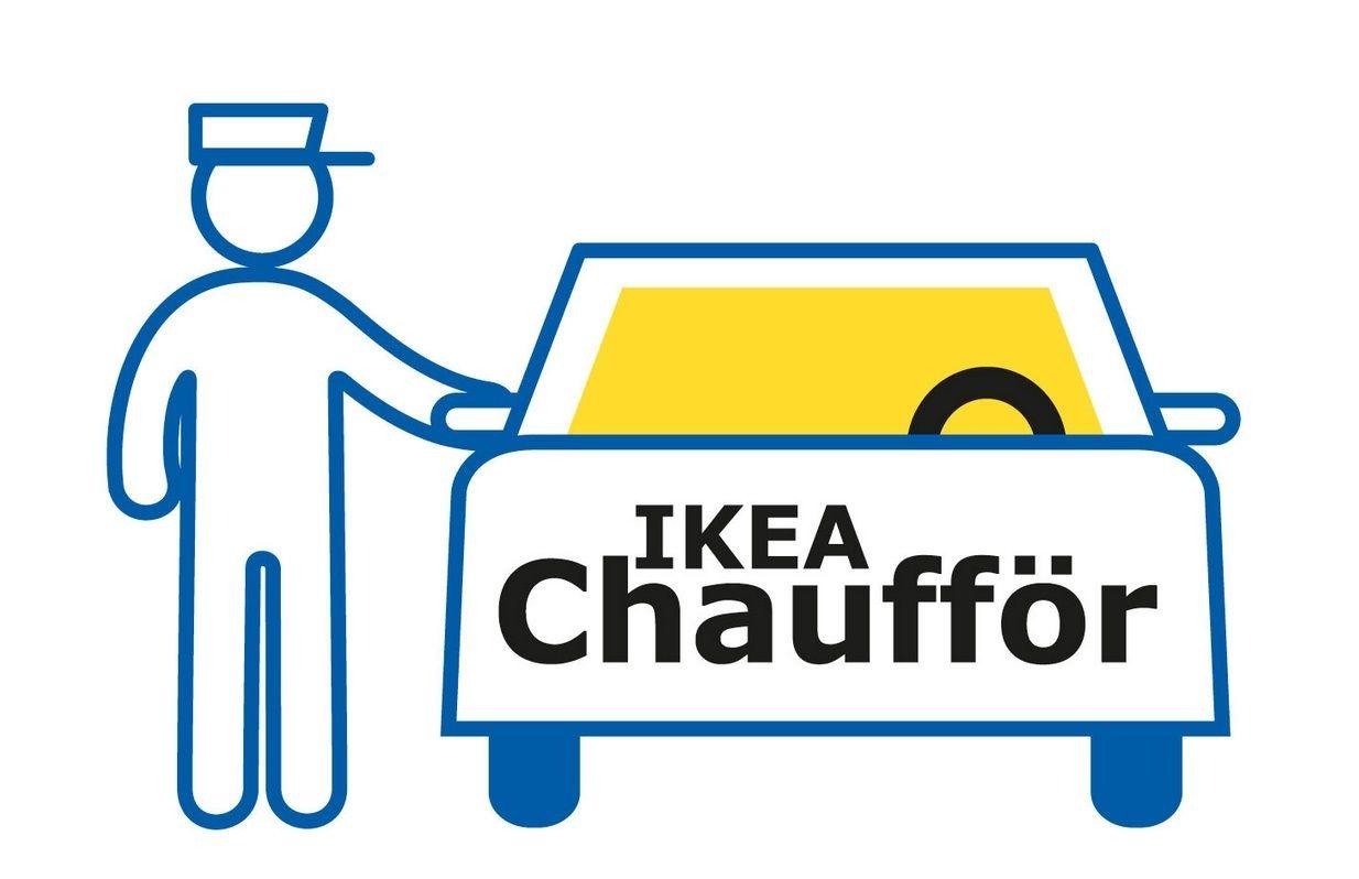 Ikea Lance Aujourdhui Son Propre Service De Vtc Chaufför