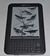 Amazon Kindle Keyboard -lukulaite