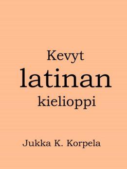 Latinan Kielioppi