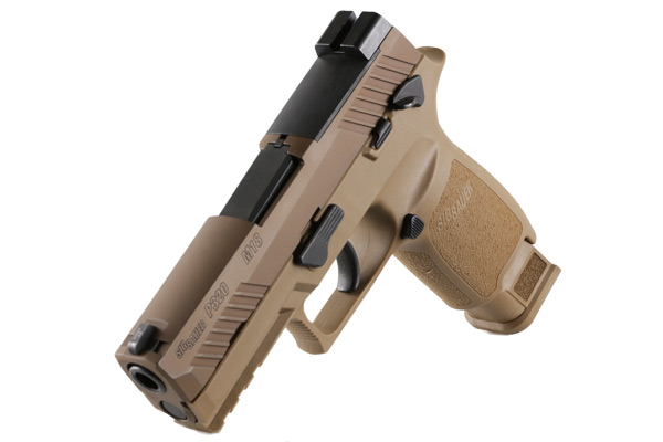 SIG SAUER Introduces the Commercial Variant of the U.S. Military M18 with the P320-M18