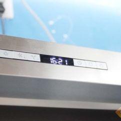 Lowes Kitchen Hood Remodeled Ideas 低调厨房装修八款简约型油烟机赏析第3张图片 万维家电网 低调的厨房油烟机
