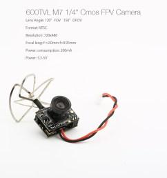 eachine tx01 super mini aio 5 8g 40ch 25mw vtx 600tvl 1 4 cmos fpv transmitter [ 900 x 900 Pixel ]