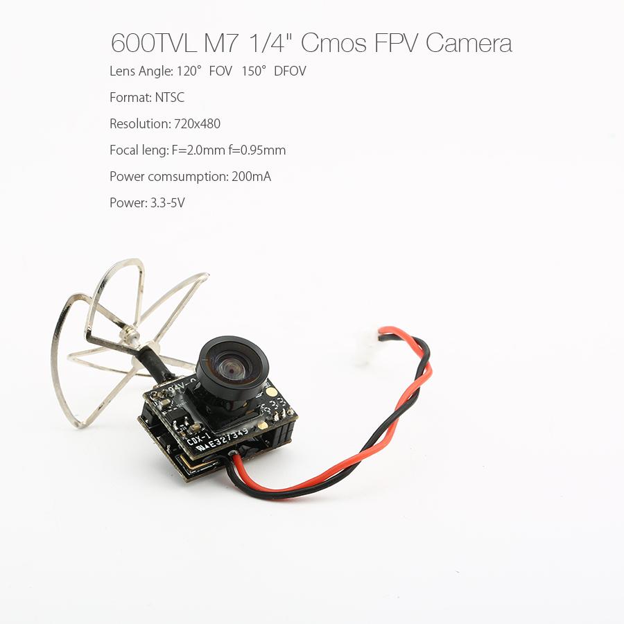 hight resolution of eachine tx01 super mini aio 5 8g 40ch 25mw vtx 600tvl 1 4 cmos fpv transmitter