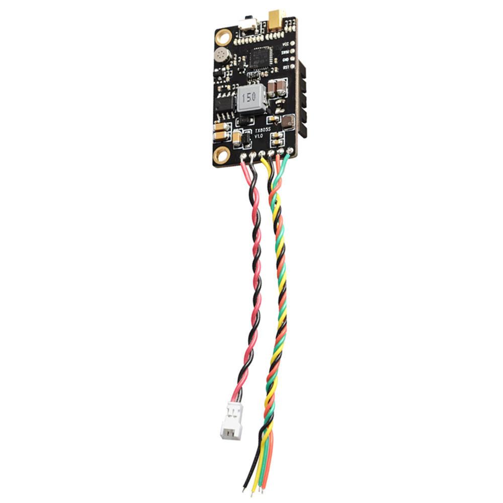 Eachine TX805S 5.8GHz 40CH 25/500/1000/1600mW AV FPV