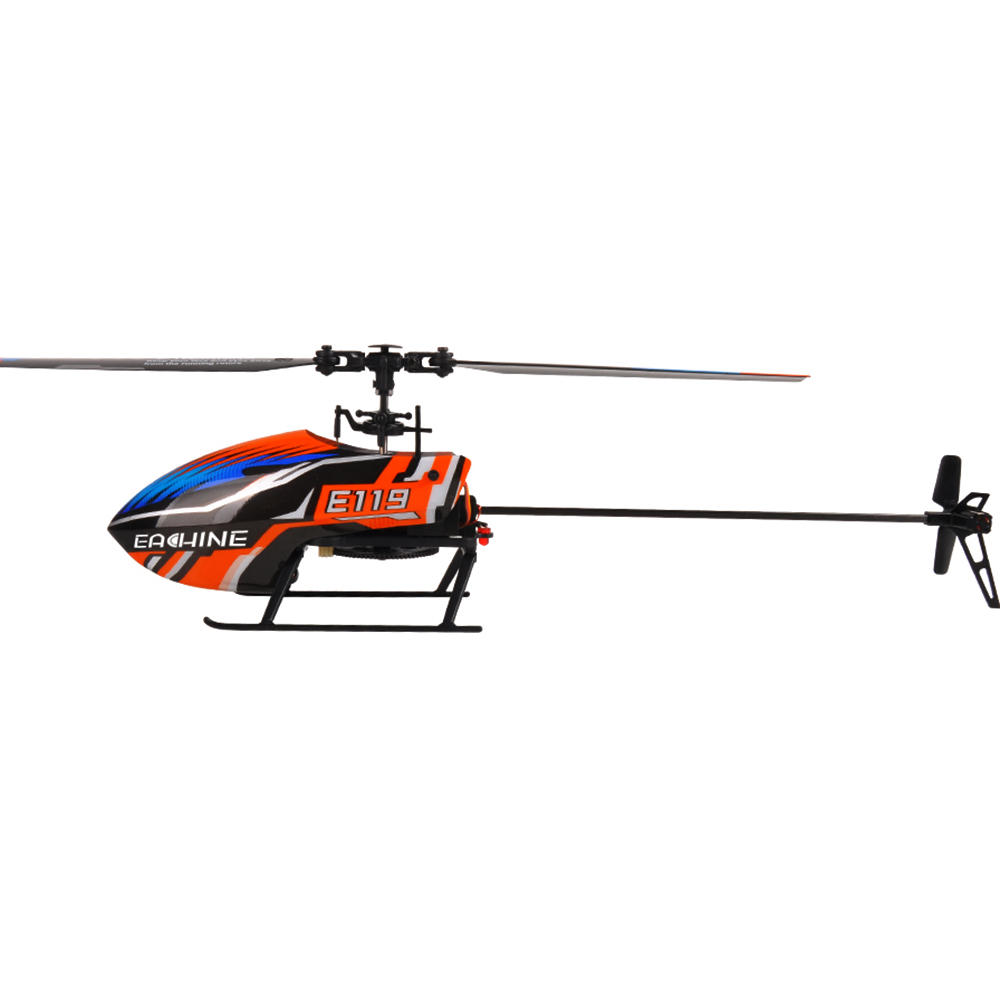 Eachine E119 2.4G 4CH 6-Axis Gyro Flybarless RC Helicopter