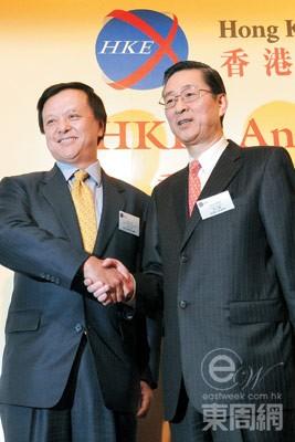 Eastweek.com.hk 東周網【東周刊官方網站】 - 專欄 - 曾淵滄教路 - 新總裁上任 港交所長線可見388元