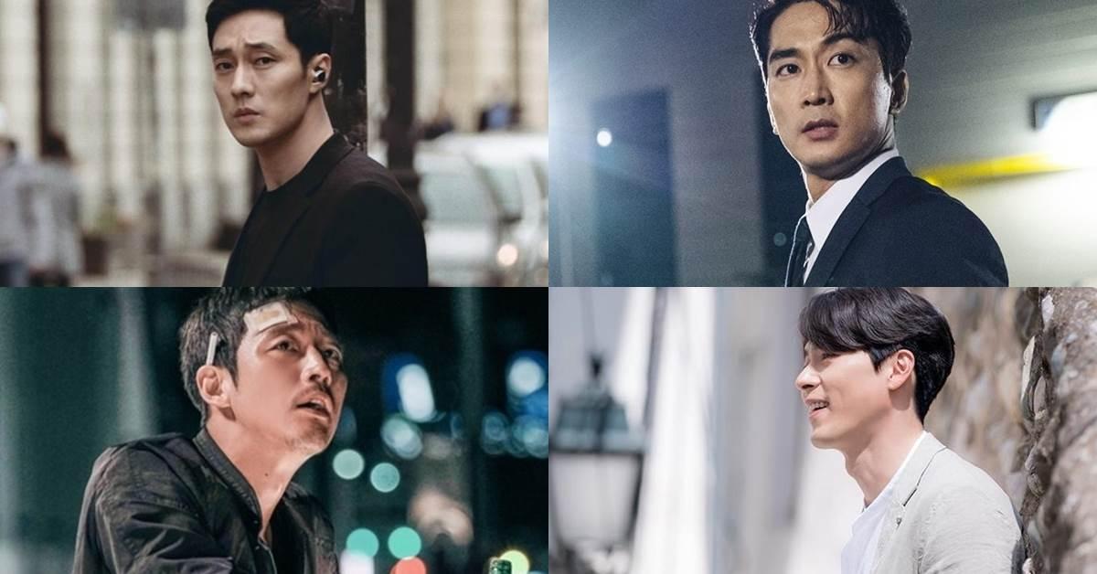 一雙眼睛不夠啦!2018下半年4部韓劇「男神全回歸」。小鮮肉是什麼帥大叔才是真理啊~ 噪咖 EBCbuzz