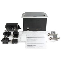 Conference Table Connectivity Box Hdmi Vga Mini