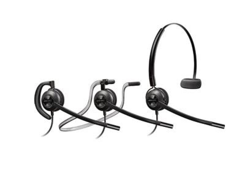 Plantronics EncorePro HW540 Three Way Convertible Headset