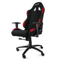 AK Racing Gaming Chair K7012 Black Red - Ebuyer