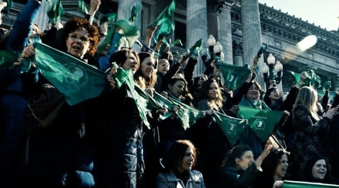 'The green wave'
