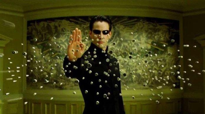 'Matrix 4'