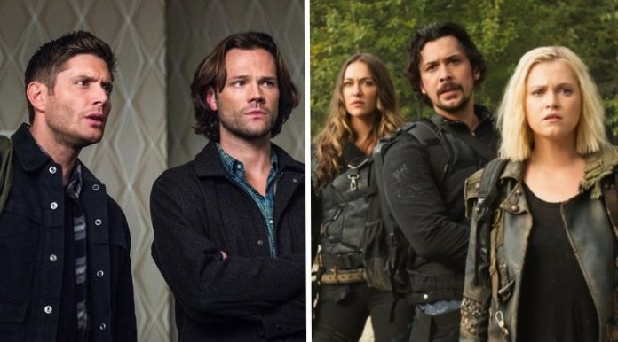 'Supernatural' and 'The 100'