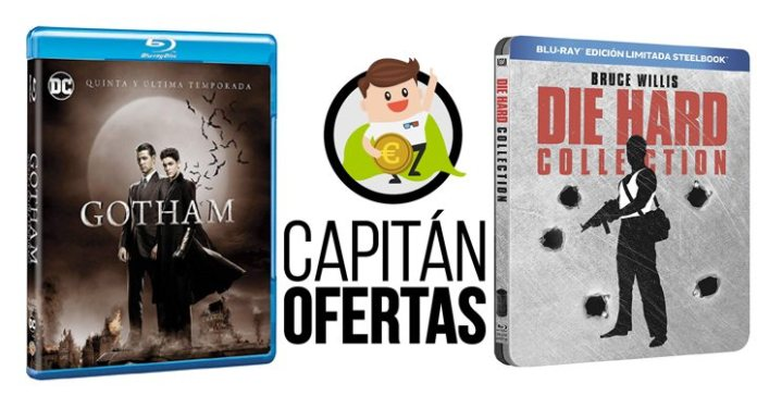 The best deals on DVD and Blu-ray disc of the week 'Gotham' to a 'Jungle of glass'