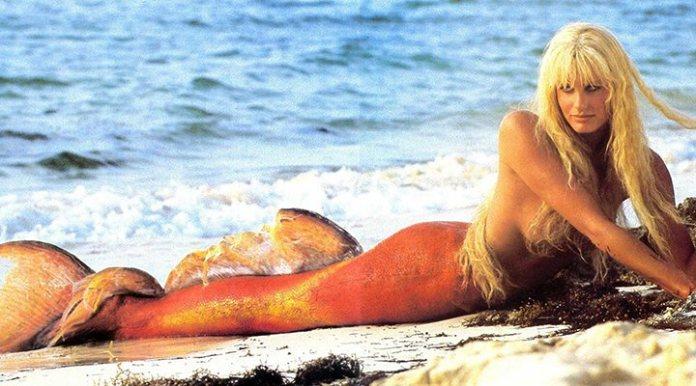 'One,two,three,... Splash' Daryl Hannah Disney+