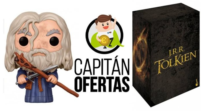 Among the best deals of the week is ' merchandising 'the Lord of The Rings'
