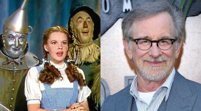 'The Wizard of Oz' and Steven Spielberg