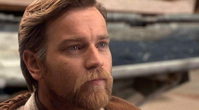 Ewan McGregor as Obi-Wan Kenobi in 'Star Wars'