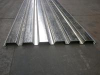 Q235 3 feet width Corrugated Metal Wall Panels ...