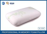 Traditional King Size Memory Foam Pillow Neck Support ...