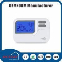 Programmable 2 Wire Gas Furnace Thermostat Wiring For