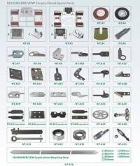 Carpet Machine Spare Parts - Carpet Vidalondon