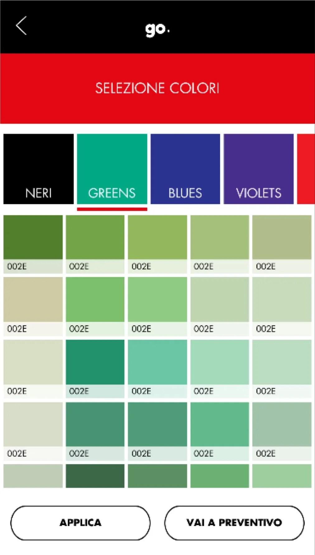 Dipingere le pareti di casa virtualmente. Go Color L App Che Permette Di Applicare Il Colore Alle Pareti Direttamente Da Smartphone