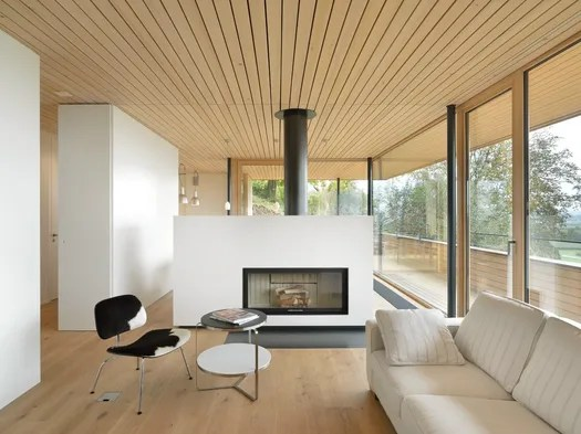 SVIZZERA WOHNHAUS IN WEINFELDEN BY K_M ARCHITEKTUR