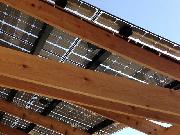 Fotovoltaico sul pergolato per installarlo basta la CIL