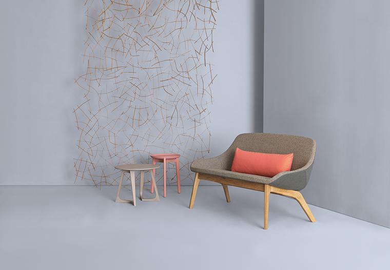 Living Zeitraum approccio artigiano e materiali sostenibili nella nuova collezione 2015