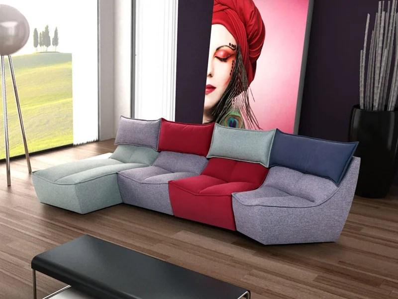 Calia Italia presenta il nuovo divano Hip Hop